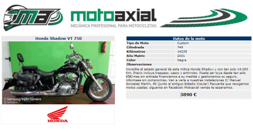 motoaxial shadow750vt